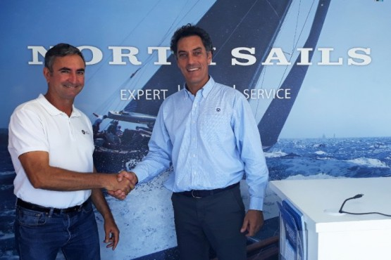 Agreement Port Tarraco & North Sails