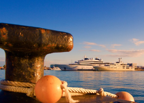 Best Berthing Rates for Superyachts, Gigayachts and Megayachts